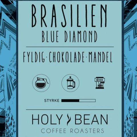 Holy Bean - Brasilien Blue Diamond