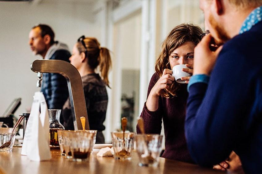 Kaffekursus hos The Coffee Collective i København