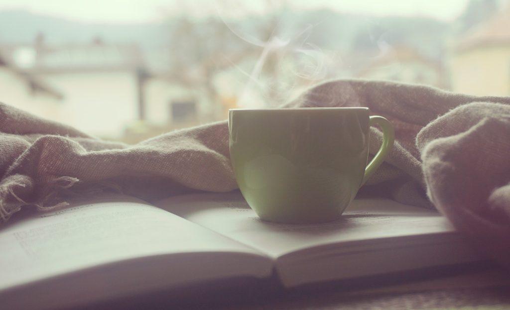 Kaffe er godt til fordybelse og hygge
